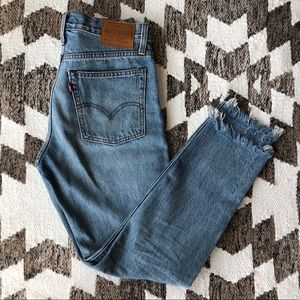 Levi's Wedgie Jeans size 26